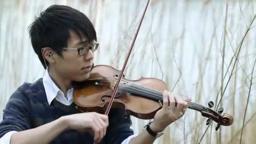 JuNCurryYahn Princeton Violinist