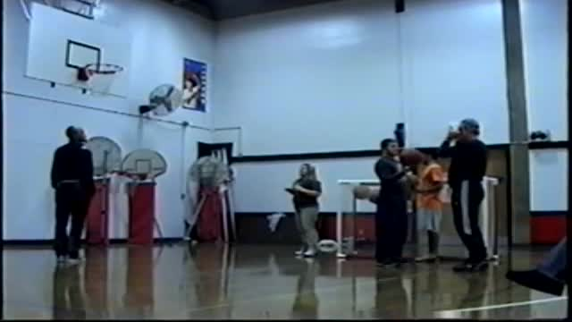 Most Blindfolded Free-Throws In 2 Minutes.