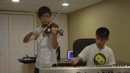 Some Nights FUN JuNCurryYahn Princeton Violinist/Musician