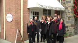 TeresaCaffeHoliday Princeton NJ w/Jersey Harmony Chorus