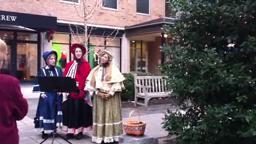 Merry Christmas Princeton Carolers