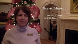 Festival of Trees Morven Museum Festival of Trees 2012