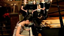 CeciliaShenPrinceton Mendelssohn Concert No 2 Op 40