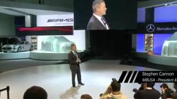 NewMercedesVehicle Debuts SLS AMG GT