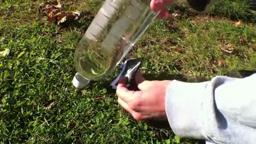 Fire w/SolarPower -How to light a fire w/water bottle