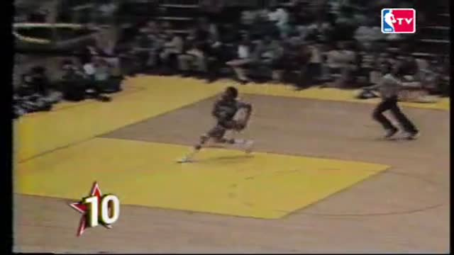 Julius Erving Top 10 Dunks