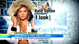 KateUptonMercedes Ad Star, 2013 Sports Illustrated Swim Cover