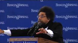 StruggleCornelWest professor emeritus at Princeton Universit