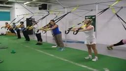 PEAC TRX Pennington Ewing Athletic Club Suspension Training