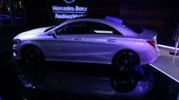FashionWeekCLA Mercedes Benz