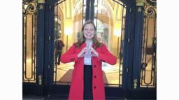 'We Heart Shirley' Princeton University