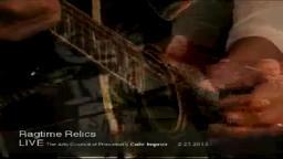 Ragtime Relics Cafe Improv Princeton NJ