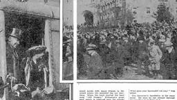 100YearsAgoToday Princeton's Woodrow Wilson Inaugurated