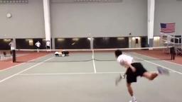 Butts Up Tennis Princeton University
