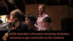 ECCO Princeton University Jonathan Vinocour