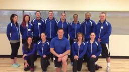 Princeton Fitness & Wellness at Plainsboro Training Team