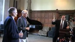2011 Nobel Prize Princeton University Professor Sims
