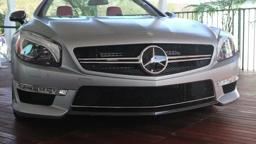 Roadster V-12 SL65 AMG Mercedes Benz
