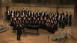 Westminster Choir at Alexander Hall Princeton NJ