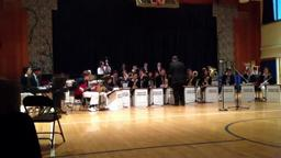 PHS Studio Band 'Time After Time' 2013