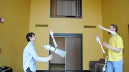 Shotaro Makisumi, Princeton Juggling Club, class of 2012
