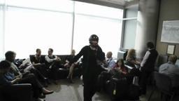 Frontier Airlines (Trenton-Mercer Airport) Harlem Shake