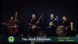 Alash Ensemble Bashtak Joke - Arts Council of Princeton