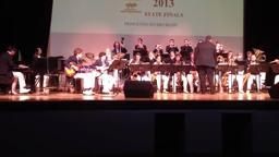 PHS Studio Band   NJAJE State Championships, April 28, 2013