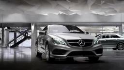 New'14 E-Class Mercedes -