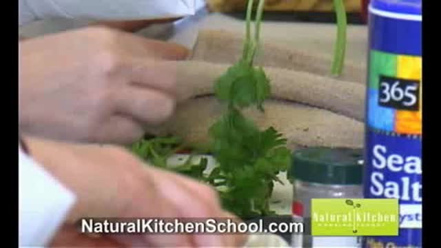 Natural Kitchen Cooking School.