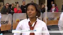 HighSteppers on Today Show Princeton University