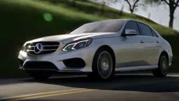 New 2014 E-Class Mercedes - Imagine!