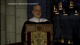 10IdeasForPrinceton Grads Fed Chairman Ben Bernanke
