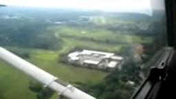 Cessna 172 Landing at Princeton Airport