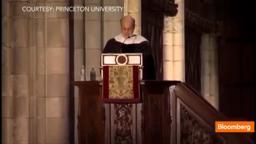 Bernanke'sPrincetonSpeech