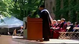 Meryl Streep, Honorary Degree at Princeton Universit