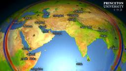 7.8QuakePakistan Pronceton Global shake Movie