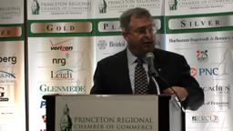 BrianHaig Part 1 Speaker Princeton Chamber Sept. Luncheon PART 1
