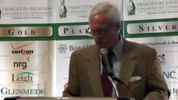 BrianHaigSpeaker Princeton Chamber Sept. Luncheon PART 3