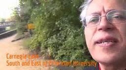 WalkingToPrinceton University Edip Yuksel