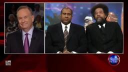 CornelWestOwnsO'Reilly Princeton Prof Cornel West vs. Bill O'Reilly