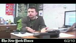 TerraCycle's Tom Szaky on The New York Times Website