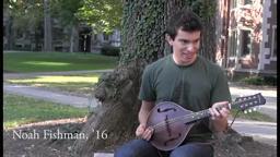 PrincetonU Concerts mandolin virtuoso Chris Thile
