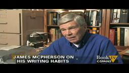 #1 CivilWarHistorian Princeton resident/Professor McPherson