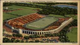 Palmer Stadium Princeton Nj