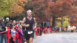 PrincetonHalfMarathon Video 1 Finish Line 11/3/13