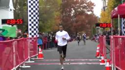 PrincetonMarathon 1st Princeton Half Marathon HiTops Finish Line #2