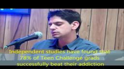 Beating Addiction at Teen Challenge