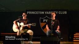 Tigers Got Talent PVC Princeton University