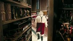 Santa's Garage Mercedes Benz of Princeton
